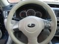 Ivory Steering Wheel Photo for 2008 Subaru Impreza #75239792