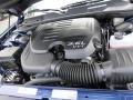 2013 Jazz Blue Pearl Dodge Challenger SXT  photo #9