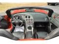2006 Pontiac Solstice Ebony Interior Dashboard Photo