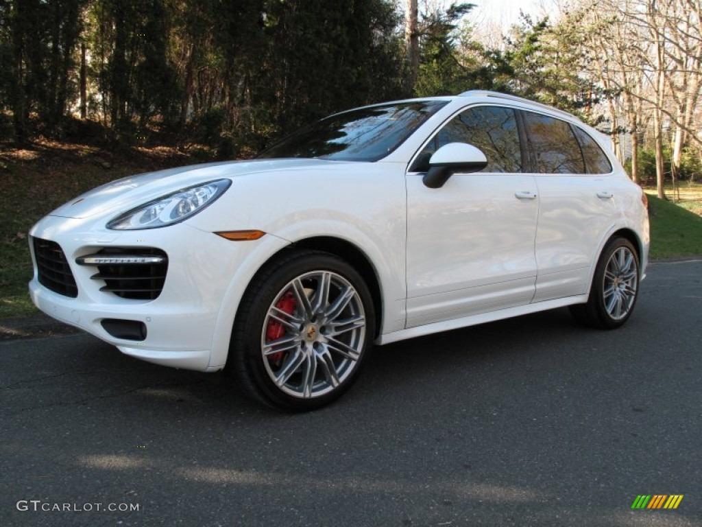white porsche cayenne porsche cayenne turbo - Porsche Cayenne Turbo White