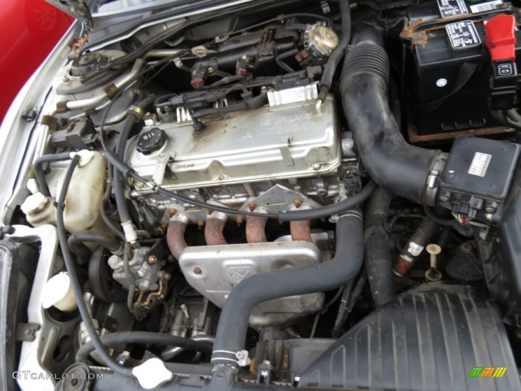 Will A 3g Eclipse Intake Fit And Work On A 2g Eclipse