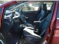 Charcoal Black Front Seat Photo for 2013 Ford Fiesta #75273186