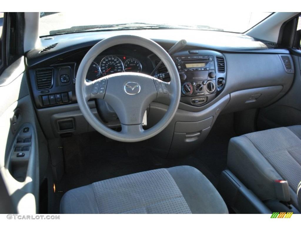 Gray interior 2004 mazda mpv lx photo 75273345