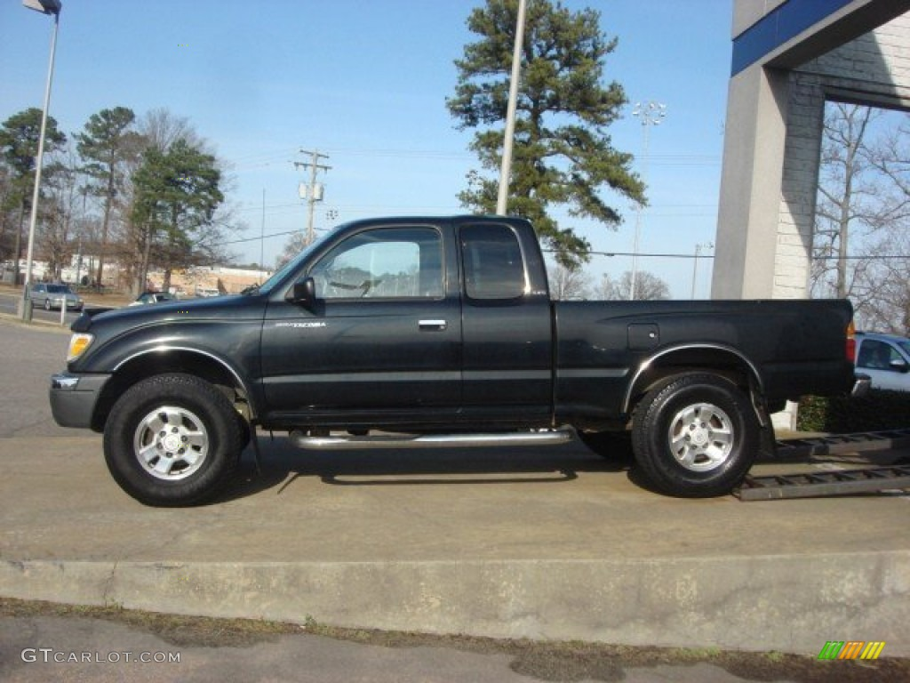 1999 toyota tacoma sr5 extended cab 4x4 exterior photos. Black Bedroom Furniture Sets. Home Design Ideas