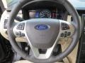 2013 Flex SEL Steering Wheel