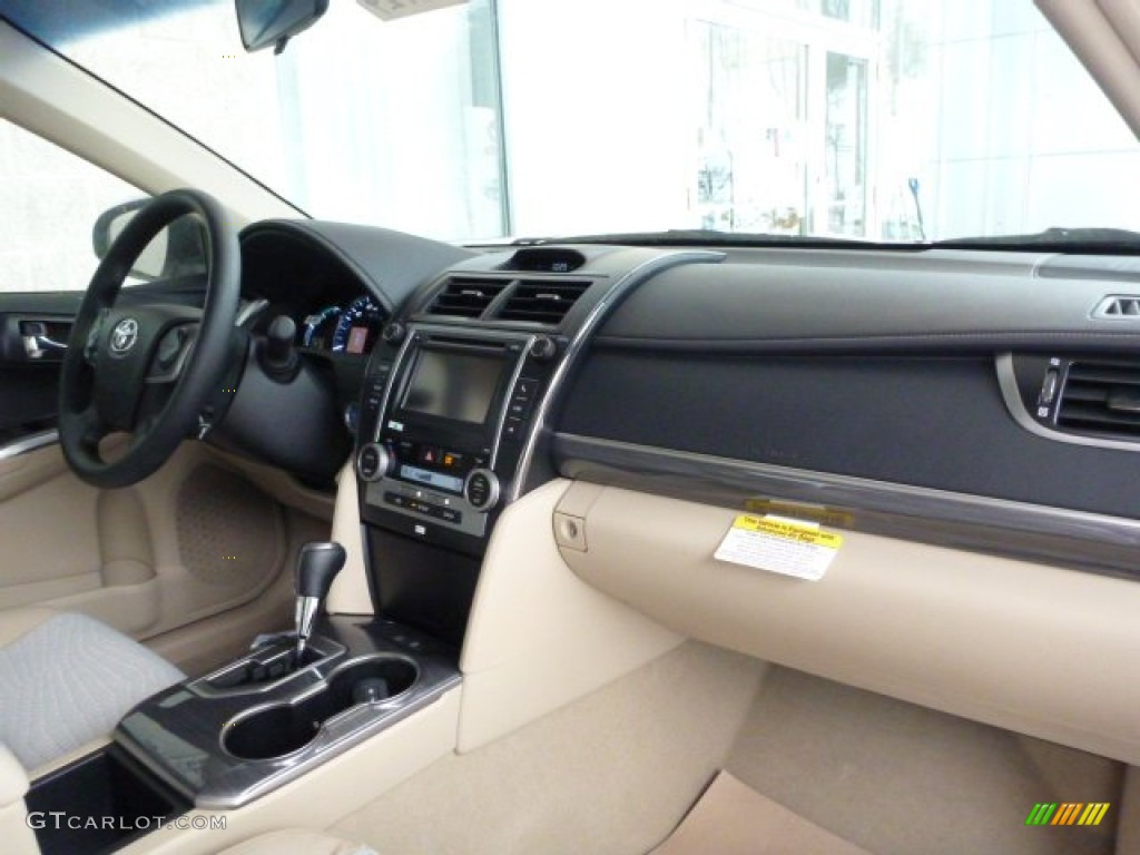 2013 toyota camry hybrid le dashboard photos. Black Bedroom Furniture Sets. Home Design Ideas