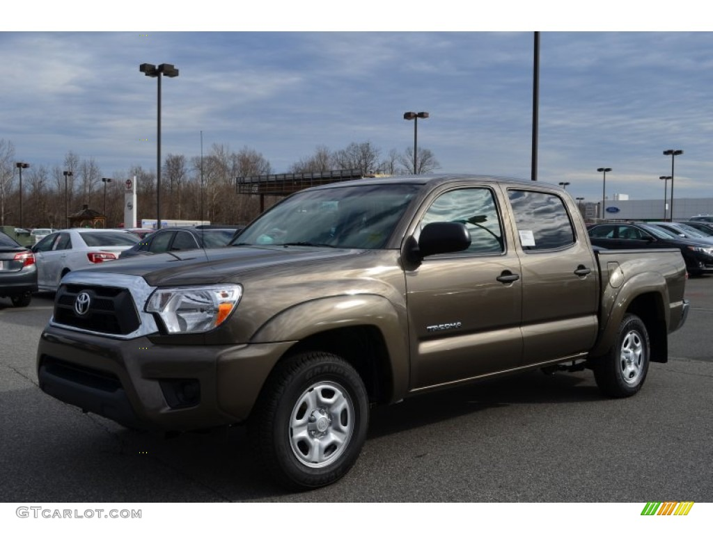 2013 pyrite mica toyota tacoma double cab 75312693 car color galleries. Black Bedroom Furniture Sets. Home Design Ideas