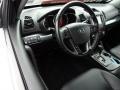 2011 Bright Silver Kia Sorento SX V6 AWD  photo #10