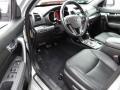 2011 Bright Silver Kia Sorento SX V6 AWD  photo #11