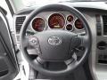 2013 Super White Toyota Tundra SR5 CrewMax  photo #38