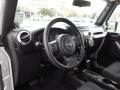 2011 Bright Silver Metallic Jeep Wrangler Sahara 4x4  photo #11