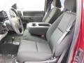 2013 Deep Ruby Metallic Chevrolet Silverado 1500 LS Extended Cab 4x4  photo #11