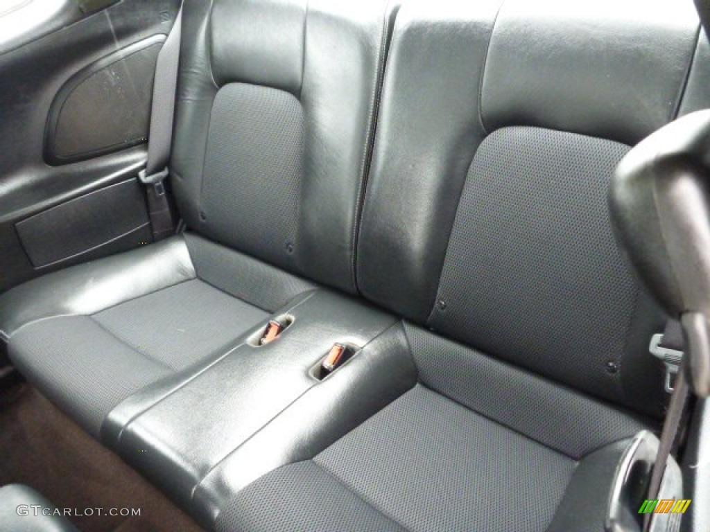 2008 Tiburon GT - Quicksilver / GT Black Leather/Black Sport Grip photo #17