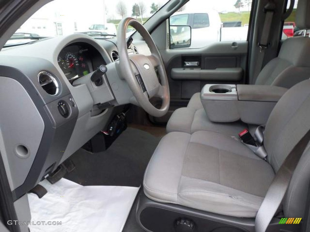 2005 Ford F150 Xlt Supercrew 4x4 Interior Photo 75339532
