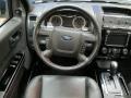 2009 Black Pearl Slate Metallic Ford Escape Limited  photo #24