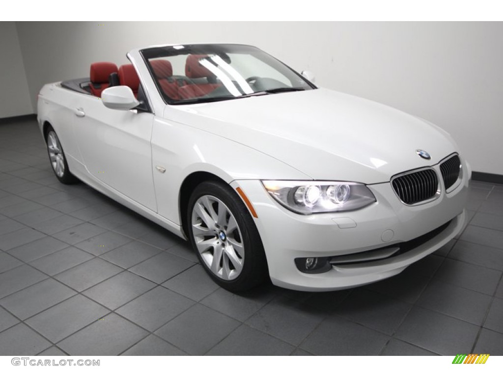 2011 Alpine White Bmw 3 Series 328i Convertible 75336731 Car Color Galleries