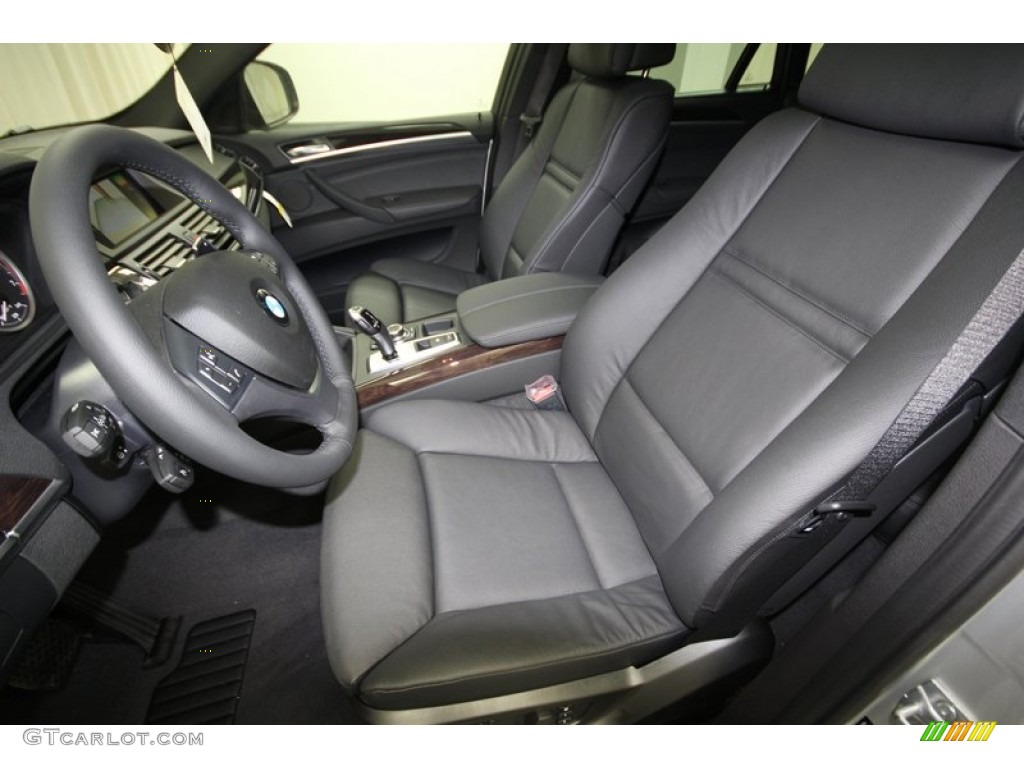 Black Interior 2013 Bmw X6 Xdrive35i Photo 75355408 Gtcarlot Com