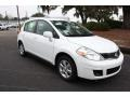 Fresh Powder White 2012 Nissan Versa Gallery