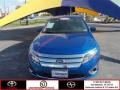 2011 Blue Flame Metallic Ford Fusion SEL V6  photo #1