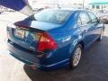 2011 Blue Flame Metallic Ford Fusion SEL V6  photo #5