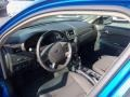 2011 Blue Flame Metallic Ford Fusion SEL V6  photo #8