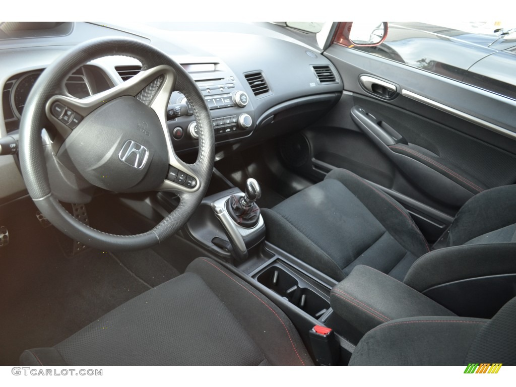 2007 honda civic si sedan interior 2017 2018 best cars reviews. Black Bedroom Furniture Sets. Home Design Ideas