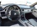 Oyster/Charcoal 2000 Mercedes-Benz SLK 230 Kompressor Limited Edition Roadster Dashboard