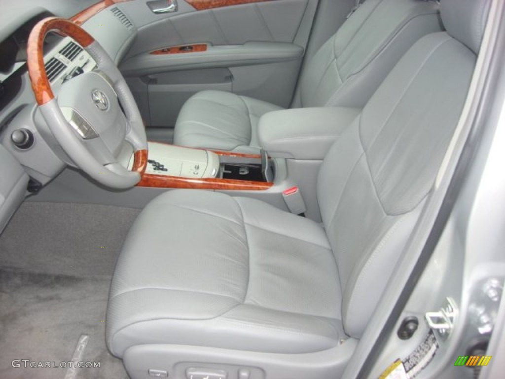 light gray interior 2005 toyota avalon limited photo. Black Bedroom Furniture Sets. Home Design Ideas