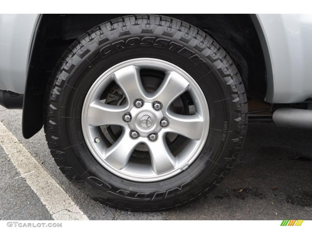 2007 Toyota 4runner Sport Edition Wheel Photo 75367223