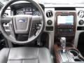 Dashboard of 2012 F150 Lariat SuperCrew 4x4