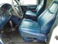 Blue Front Seat Photo for 2003 Chevrolet Astro #75377348