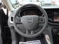 Diesel Gray/Ceramic White Steering Wheel Photo for 2013 Dodge Dart #75378925