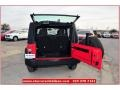2012 Flame Red Jeep Wrangler Sport 4x4  photo #22