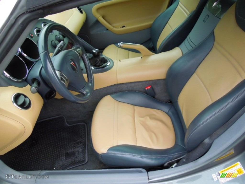 2006 Pontiac Solstice Roadster Front Seat Photo 75382990