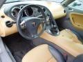 2006 Pontiac Solstice Steel/Sand Interior Prime Interior Photo