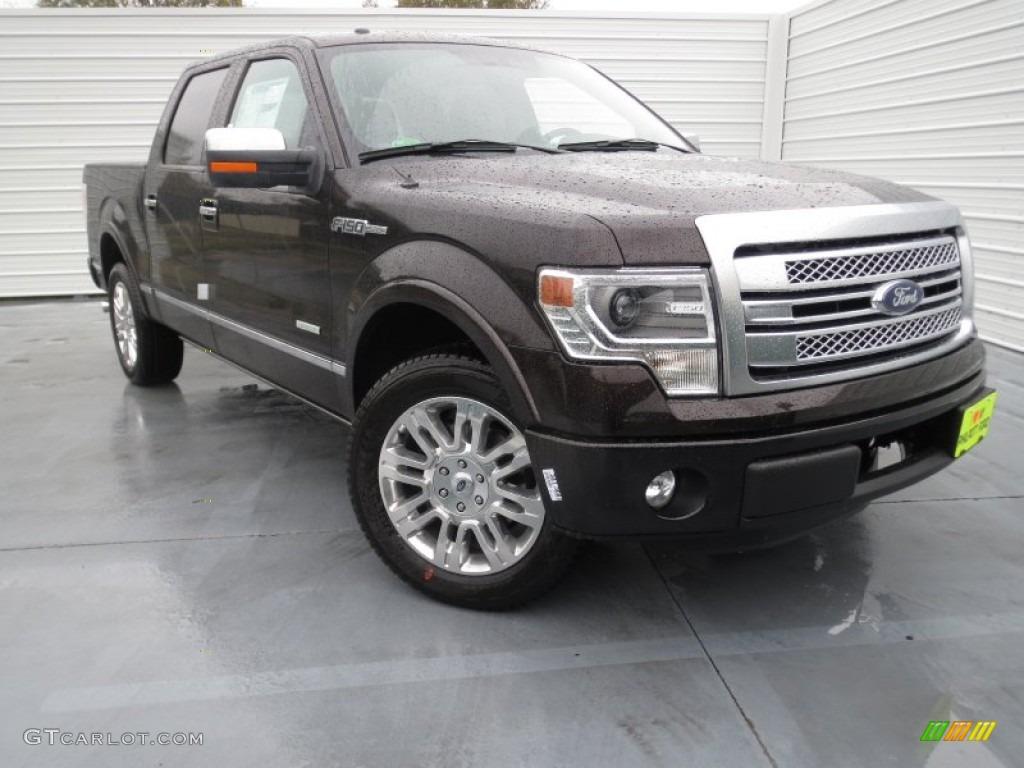 2013 kodiak brown metallic ford f150 platinum supercrew 75357231 gtcarlot com car color