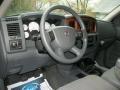 2006 Dodge Ram 3500 Medium Slate Gray Interior Dashboard Photo