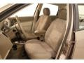 Dark Pebble/Light Pebble Front Seat Photo for 2005 Ford Focus #75400974