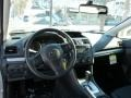 Dashboard of 2013 XV Crosstrek 2.0 Premium