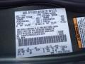 2002 Mountaineer AWD Estate Green Metallic Color Code ST