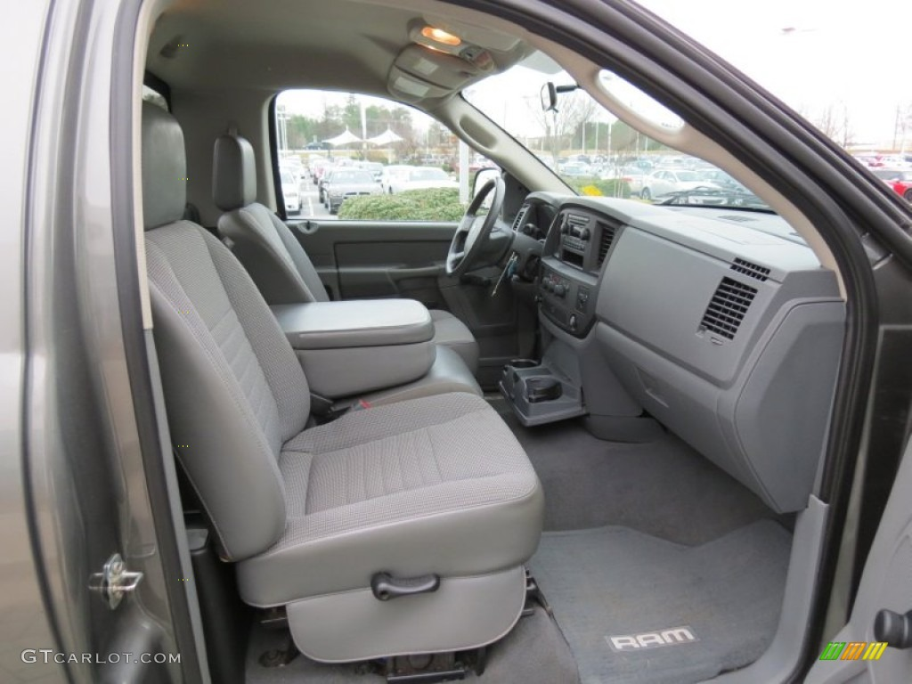 2007 Dodge Ram 2500 ST Regular Cab Interior Color Photos ...