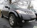 2007 Super Black Nissan Murano SL  photo #4
