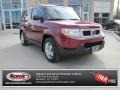 Tango Red Pearl 2010 Honda Element LX