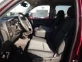 2013 Deep Ruby Metallic Chevrolet Silverado 1500 LT Crew Cab 4x4  photo #11