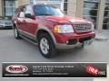 2003 Redfire Metallic Ford Explorer Eddie Bauer  photo #1