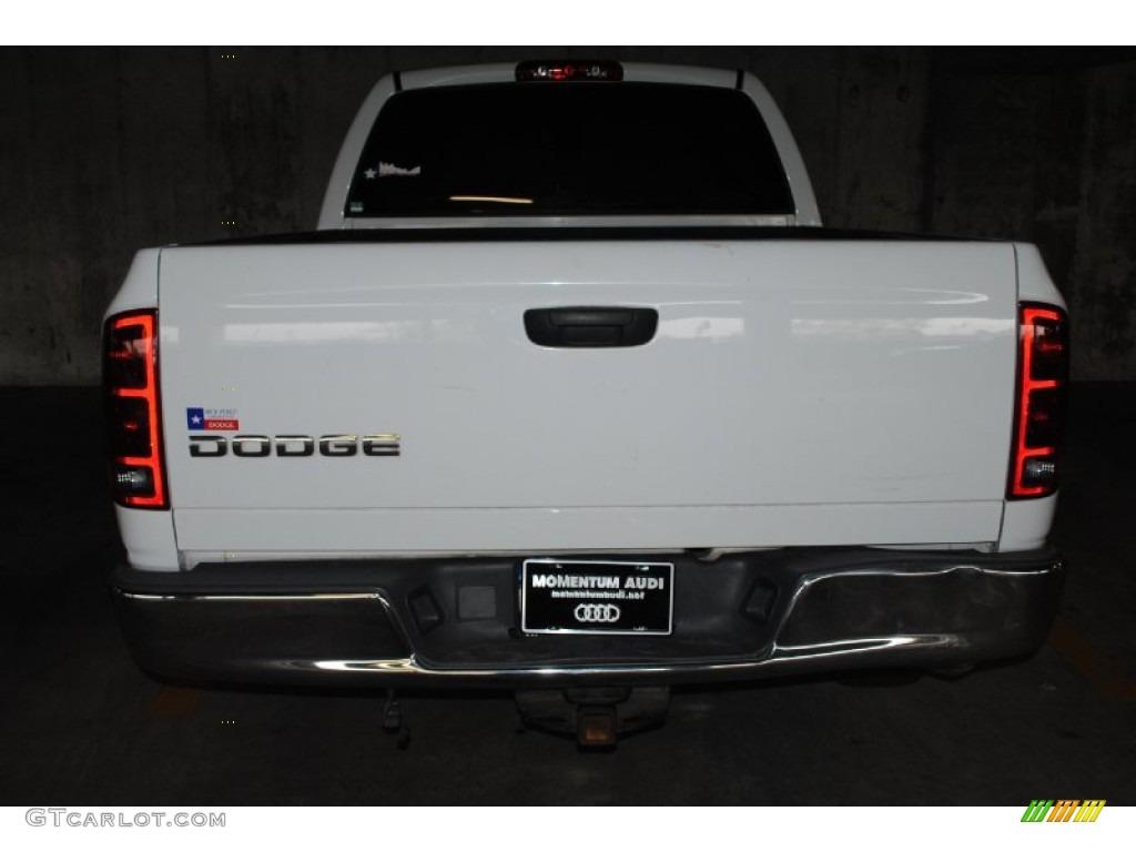 2002 Ram 1500 SLT Quad Cab - Bright White / Dark Slate Gray photo #15