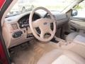 Medium Parchment Beige Prime Interior Photo for 2003 Ford Explorer #75446299