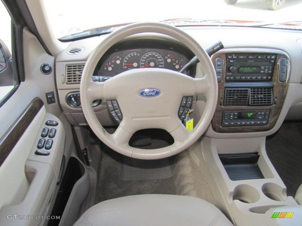 2003 Ford Explorer Eddie Bauer Dashboard Photos