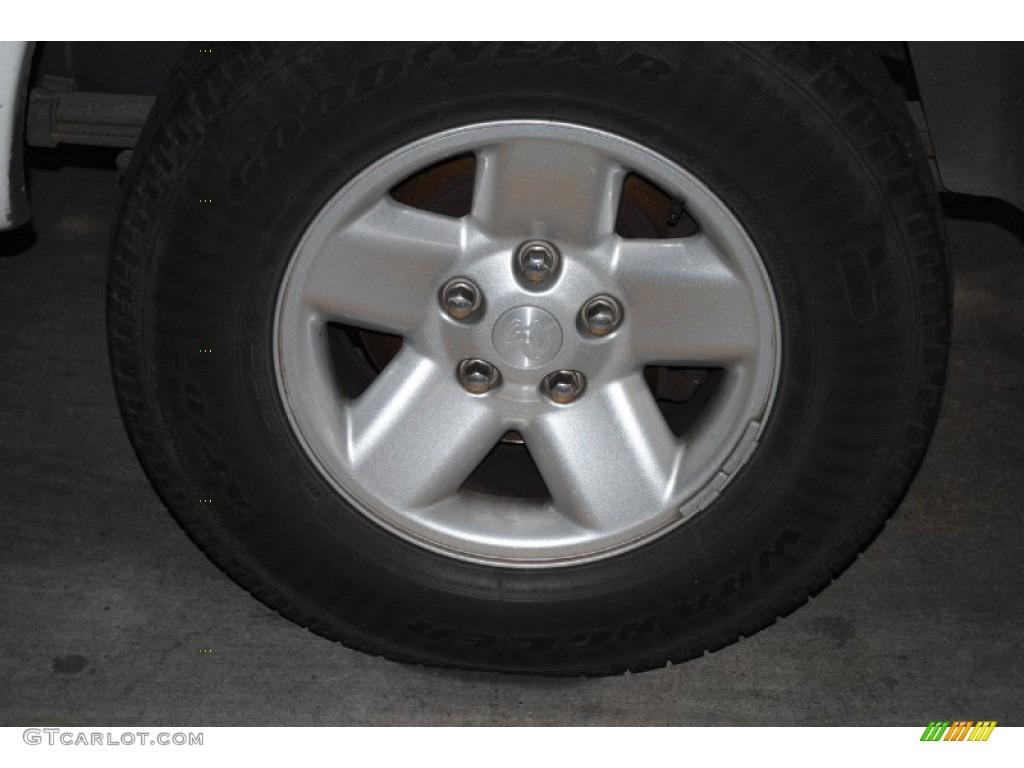2002 Ram 1500 SLT Quad Cab - Bright White / Dark Slate Gray photo #20