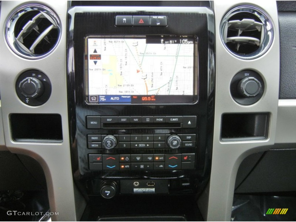 2005 Ford F150 Lariat >> 2010 Ford F150 FX4 SuperCrew 4x4 Navigation Photos ...